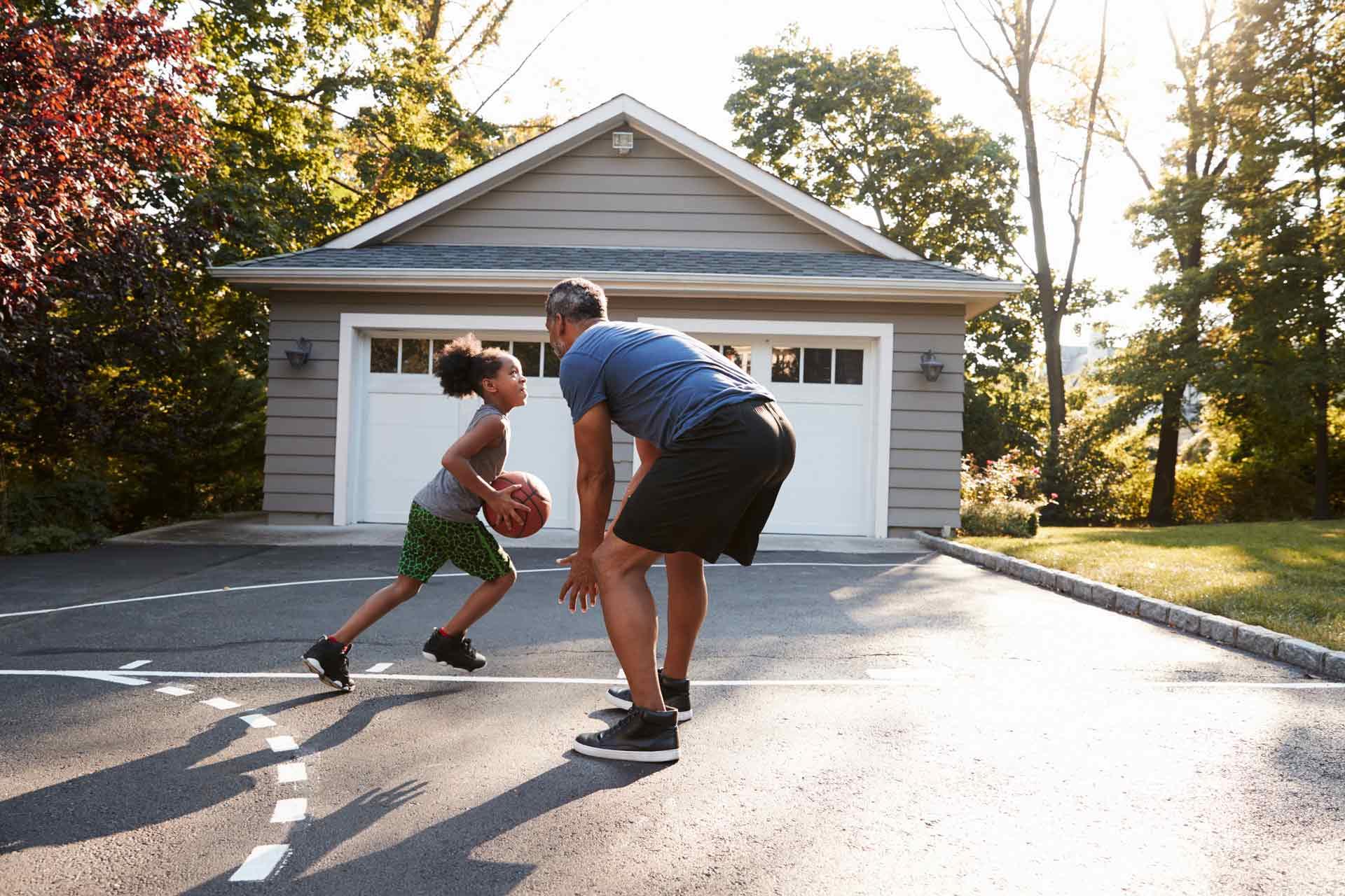 5 Benefits of A Concrete Driveway